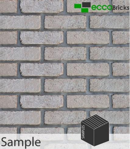 SAMPLE - Antique Roman White Brick Slip