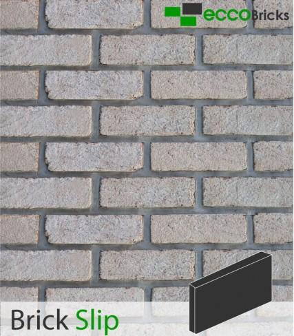 Antique Roman White Brick Slip