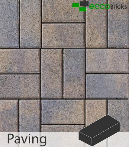Pedesta Block Paving 60mm