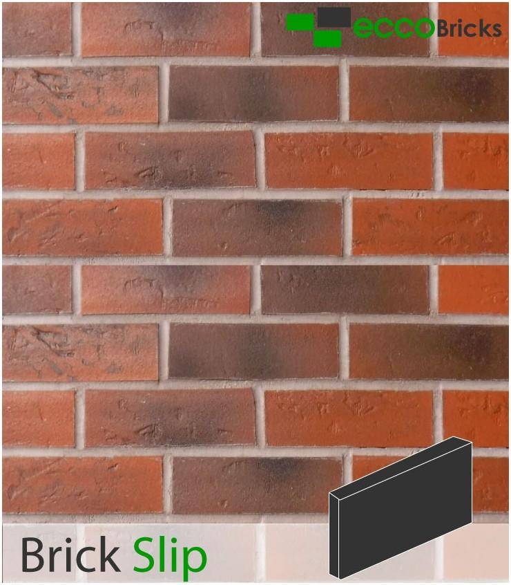 Antique Avon Brick Slip