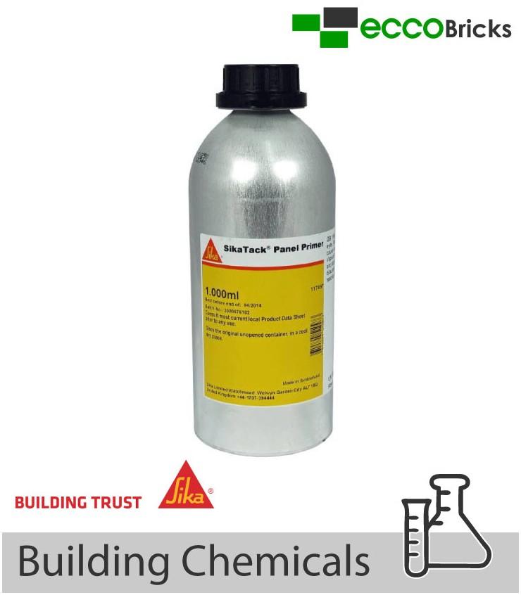 Sikatack Panel Adhesive Primer Black 1Lt (117497)