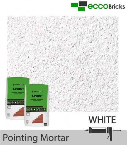 Terrabond T-Point Pointing Mortar | White