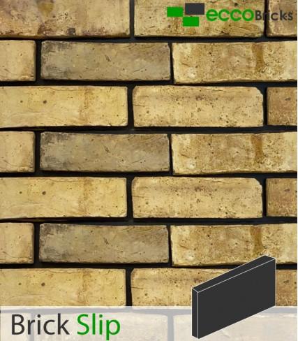 Antique Original London Stock Brick Slip