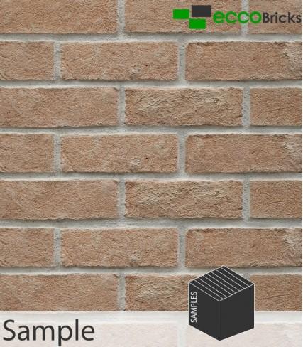 SAMPLE - Antique Wheatfield Brick Slip