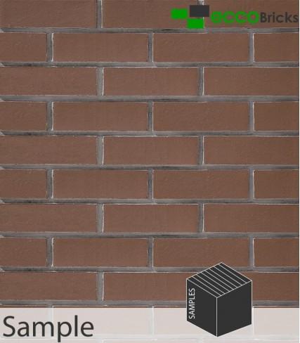 SAMPLE - Classic Brown Brick Slip