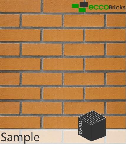 SAMPLE - Classic Ochre Brick Slip