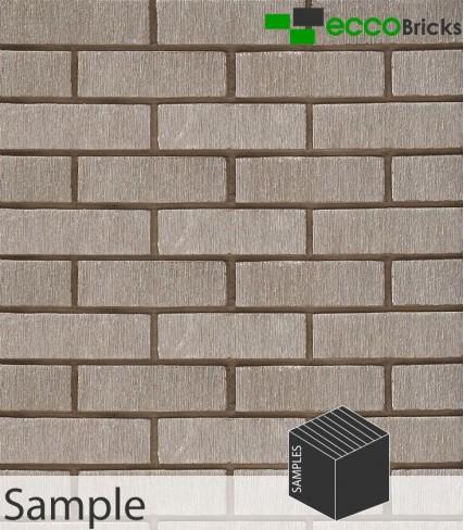 SAMPLE - Stalactite Ivory White Brickslip
