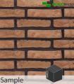 SAMPLE - Antique Ochre Brick Slip